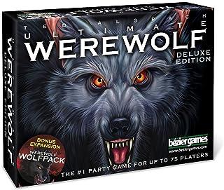 究極の人狼デラックス (Ultimate Werewolf: Deluxe Edition) カードゲーム [並行輸入品]