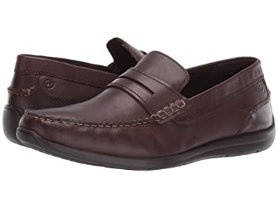Rockport Cullen Penny (Dark Brown) Men