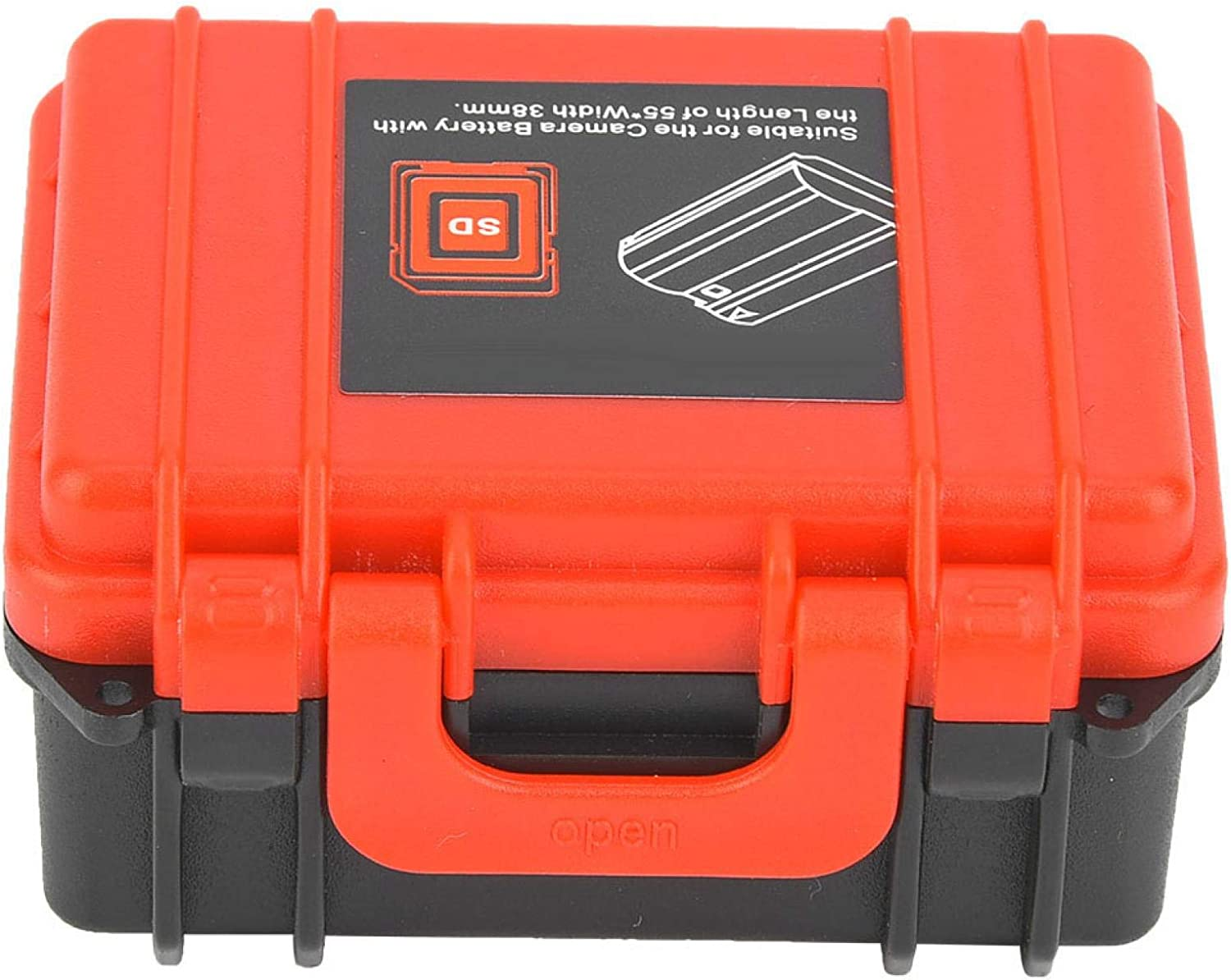Surebuy Camera Battery Storage Max 48% OFF Box Financial sales sale Lightweight Portable Came and