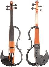 Yamaha Silent Series SV-200 Electric Violin - Brown