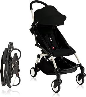 Babyzen YOYO Stroller - White - Black