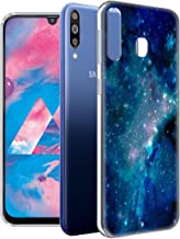 Fashionury Stars Designer Printed 360 Degree Protection Ultra Slim Back Case Cover for Samsung Galaxy M30