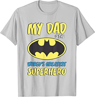 Batman World's Greatest Superhero T-Shirt