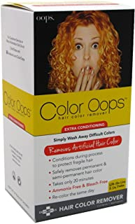 Color Oops Hair Color Remover Extra Conditioning 1 Each (Pack of 2)