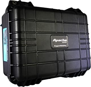 Apache Watertight Protective Hardcase with Customizable Foam Insert 16-5/16