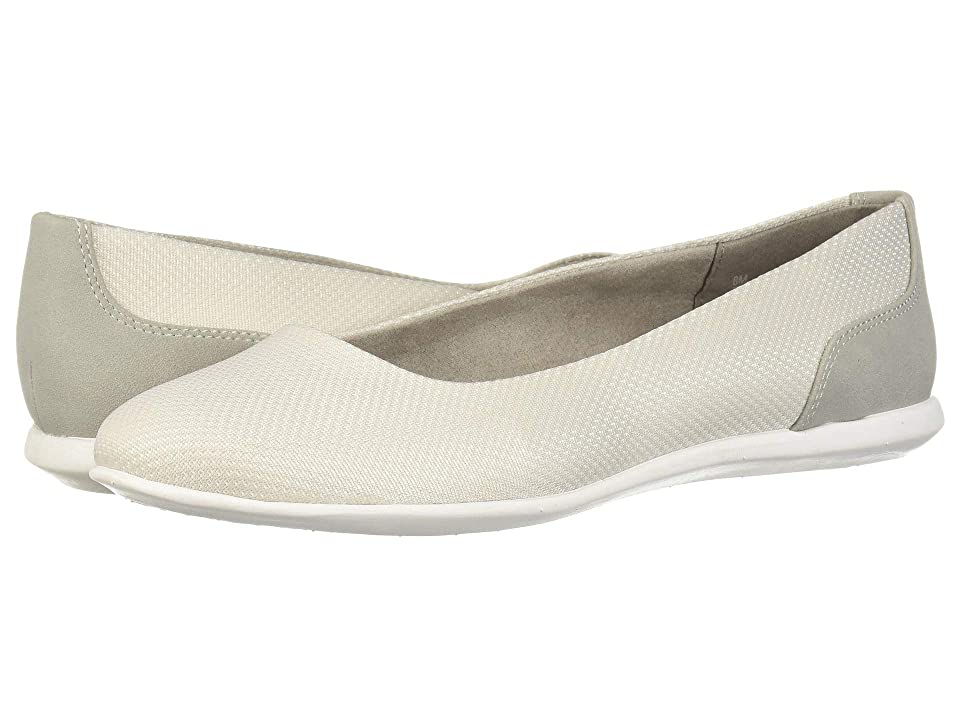 A2 by Aerosoles Pay Raise (Light Grey Combo Fabric) Women