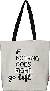 Hello-Bags, Bolso Tote, 38 cm, Blanco