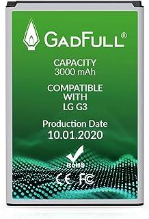 10 Mejor Bateria Lg G3 Original de 2020 – Mejor valorados y revisados