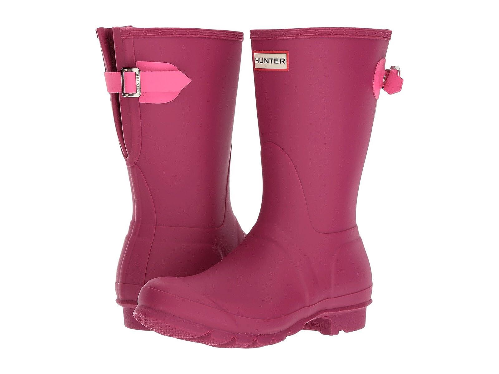 Hunter Original Short Back Adjustable Rain BootsCheap and distinctive eye-catching shoes