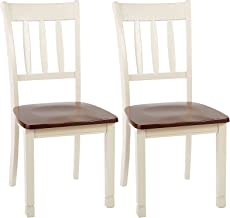 Signature Design by Ashley Dining Chair, Beige