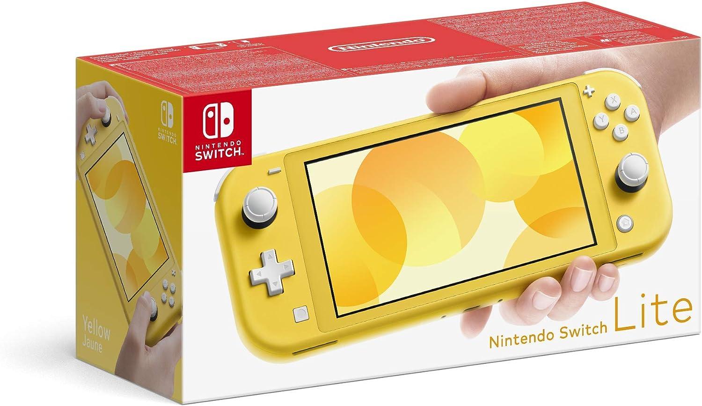 Nintendo Switch Lite Console, Geel (Nintendo Switch) : Amazon.nl: Games