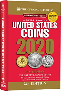 A Guide Book of United States Coins: Hidden Spiral 2020 73rd Edition