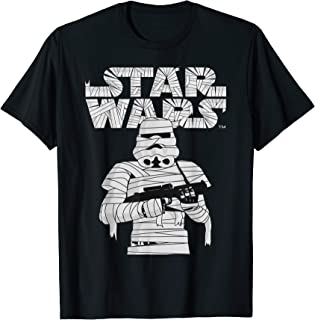 Stormtrooper Mummy Halloween Costume T-Shirt