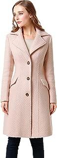 Women's Wool Blend Walking Coat