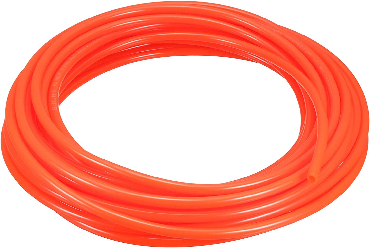 uxcell Pneumatic Air Directly managed store Tubing 6mm OD Dallas Mall x Po Inch 10m ID 394 PU 4mm
