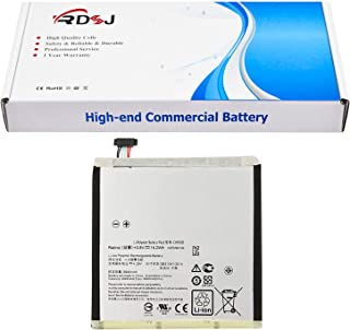 RDSJ Compatible C11P1505 Tablet Battery Replacement for Asus ZenPad 8.0 Z380KL Z380C Z380CX Z380CK P022 P024 0B200-01660200 3.8V 15.2Wh