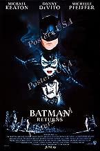 Posters USA - DC Batman Returns 1992 Michael Keaton Movie Poster GLOSSY FINISH - FIL219 (24