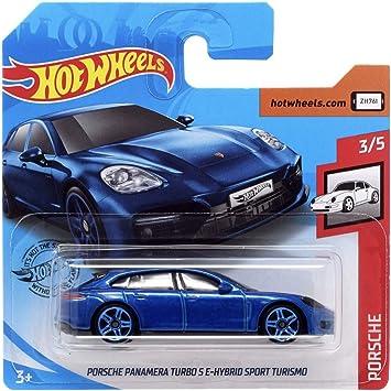 Hot Wheels 2020 Porsche Panamera Turbo S E Hybrid Sport Turismo-2.75+Off S/&H