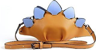 LUI SUI Womens Dinosaur Whale Crossbody Purse Bags Animal Cat Flamingo Chic Clutch Shoulder Bags