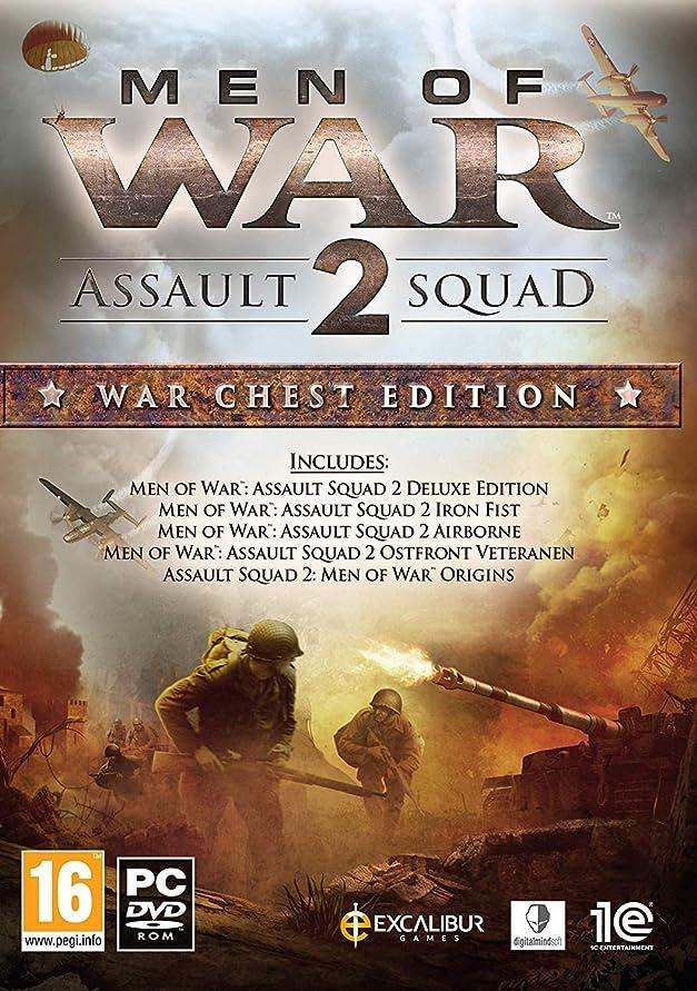 天のびっくり生息地Men of War: Assault Squad 2 War Chest Edition (PC DVD) (輸入版)