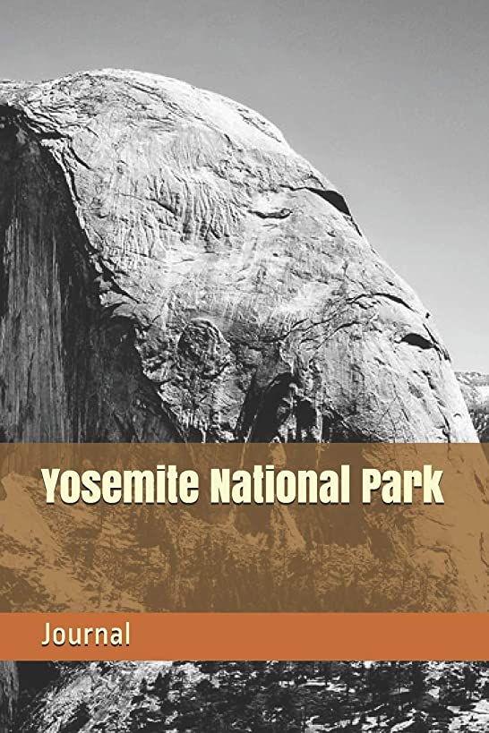 Yosemite National Park: Blank Lined Journal for California Camping, Hiking, Fishing, Hunting, Kayaking, and All Other Outdoor Activities