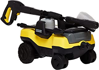 Pressure Washer 120bar, 1600W 4 Wheel Design for Car & Home Cleaning, Karcher K3 Follow Me