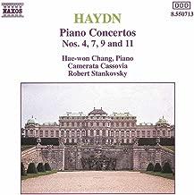 haydn piano concerto 11