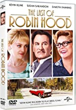 THE LAST OF ROBIN HOOD (2013, DVD)