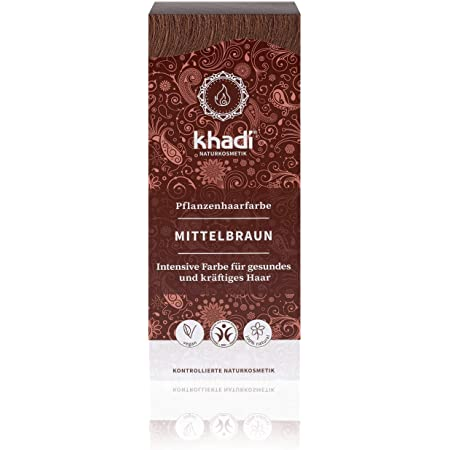 Khadi Tinte Herbal, 100g, Pack de 1: Amazon.es: Belleza