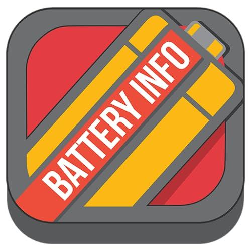 Battery Info - Ampere Meter & Battery Monitor