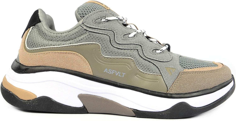 Asfvlt Fashion Onset grau grau ASONON  Sie sparen 35% - 70%