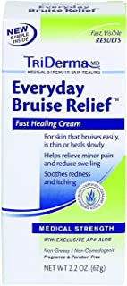 TriDerma MD Fast Bruise Relief for Face and Body 2 Fl Oz