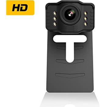 Car Backup Camera Rear View S2 Reverse Backing Up Camera by Xroose Rearview HD 6 LED Lights for Night Vision IP69K Waterproof License Plate 149˚ Wide View for Car/Pickup/Van/SUV/Truck/Sedan,12-24V
