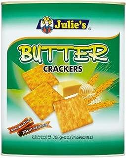 Julie's Crackers 700g (Butter)