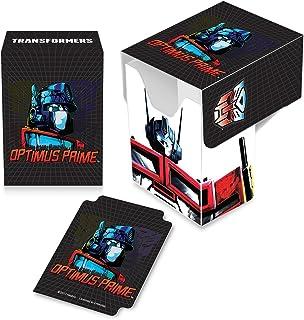 Ultra Pro Transformers Optimus Prime Deck Box