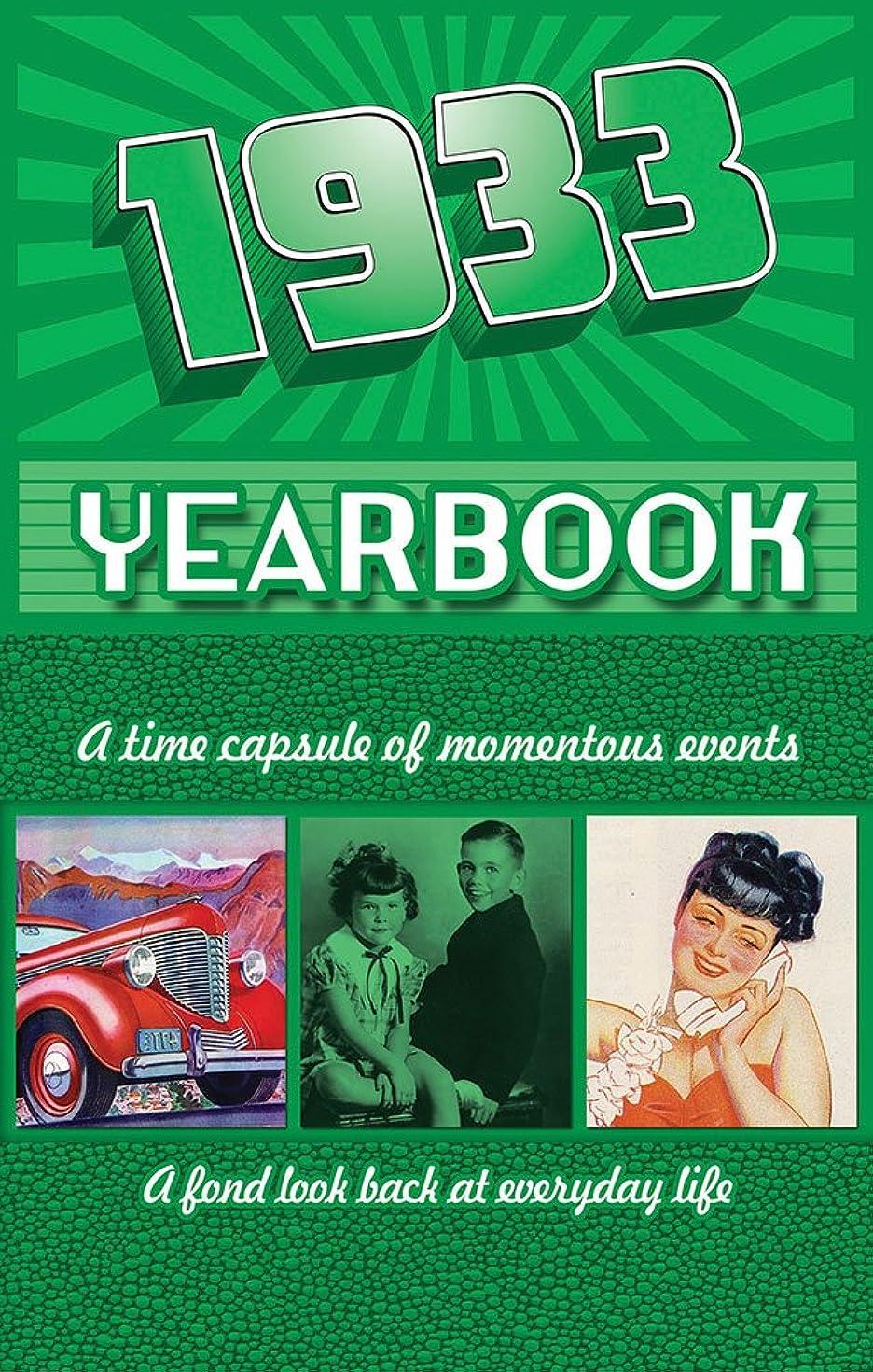 1933 Yearbook KardLet (YB1933)