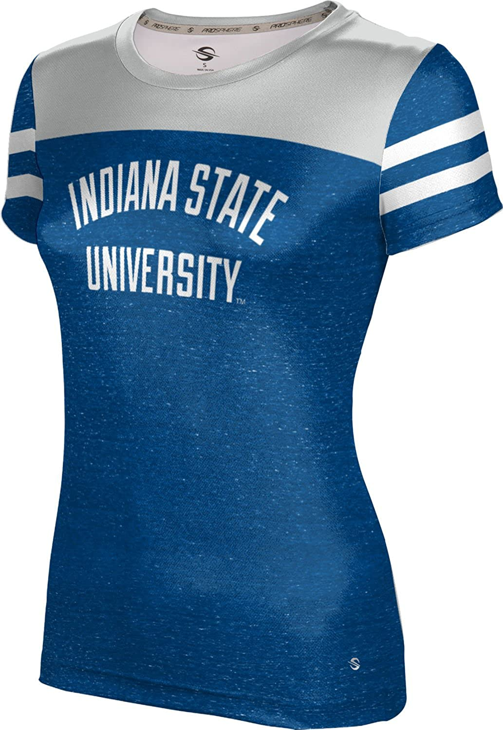ProSphere Indiana State University Girls' Performance T-Shirt (Game Time)
