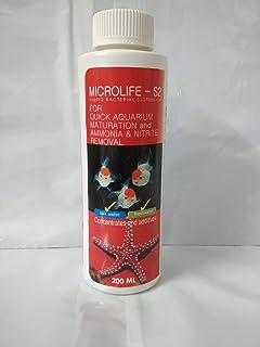 Aquatic Remedies Micro Life S2 Beneficial Bacteria for Fresh and Marine Aquarium, 200 ml