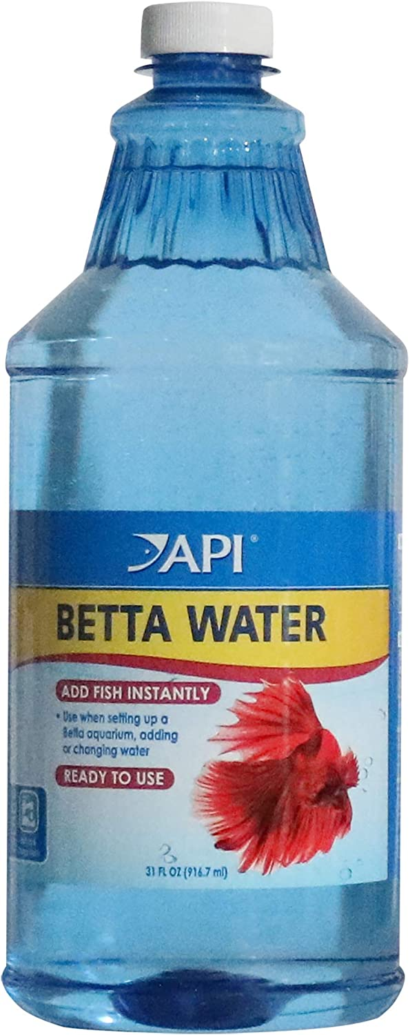 API Max 89% OFF Betta Water Fish Freshwater Ready Wate Use to Aquarium Ranking integrated 1st place