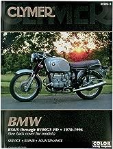 Clymer BMW Motorcycle Repair Manual M502-3