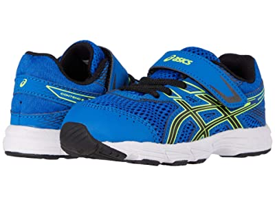 ASICS Kids GEL-Contend 6 (Toddler) (Tuna Blue/Black) Kid