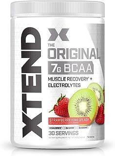 XTEND Original BCAA Powder, Strawberry Kiwi Splash, 420 grams
