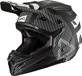 Leatt GPX 4.5 V19.2 Adult Off-Road Motorcycle Helmet - Black/X-Large
