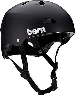 Bern Macon EPS 头盔中性款掌舵 Macon EPS