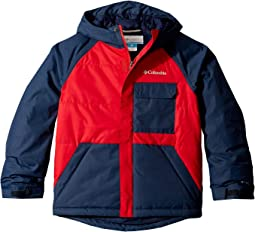 Mountain Red Heather/Collegiate Navy Heather