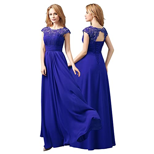 d510cc21f3 Royal Blue Bridesmaid Dresses  Amazon.co.uk