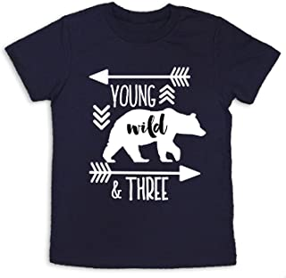 Best wild and three t shirt Reviews