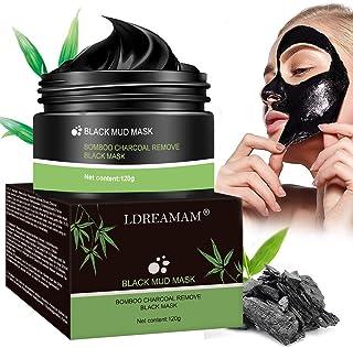Blackhead Remover Maske,Mitesser Maske,Peel off Maske,Blackhead Maske,Anti mitesser maske und Porenreinige,Tiefenreinigung Black face mask 120g …
