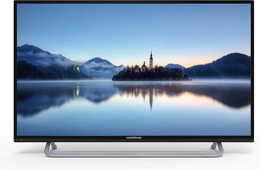 Nordmende televisore 43 pollici tv led fhd dvb-t2 ND43N2000S