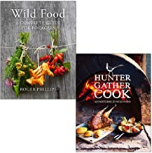 Wild Food, Hunter Gather Cook 2 Books Collection Set